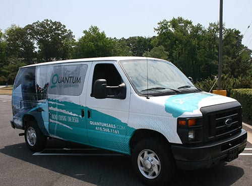 Liquified Creative's Latest Vehicle Wrap Project