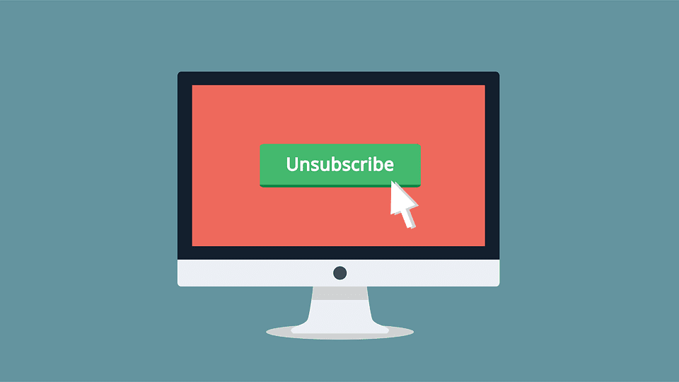 The Ideal Unsubscribe Process