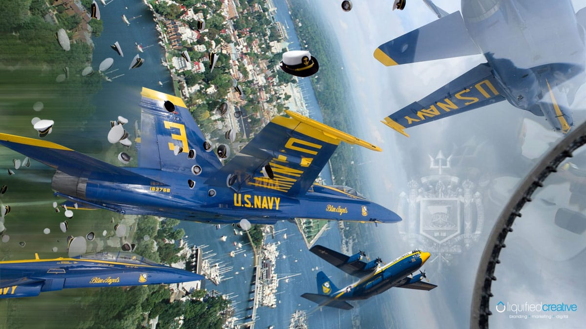 Blue Angels Annapolis, MD 2017