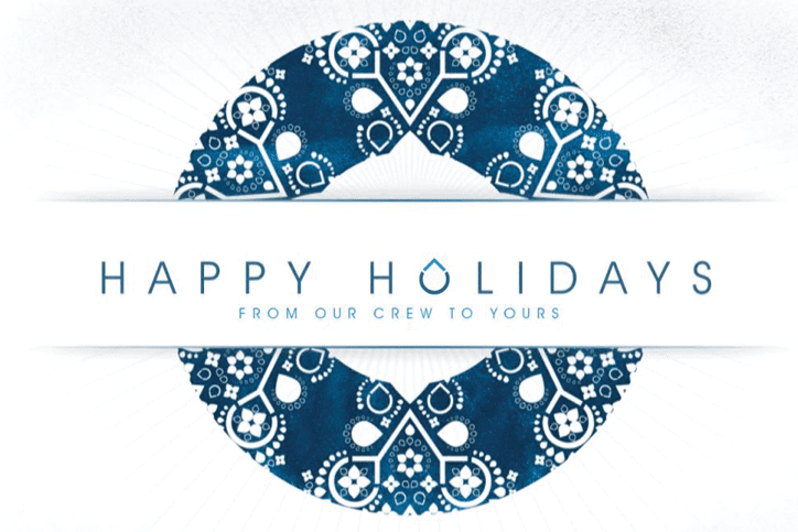 Season's Greetings from Liquified Creative