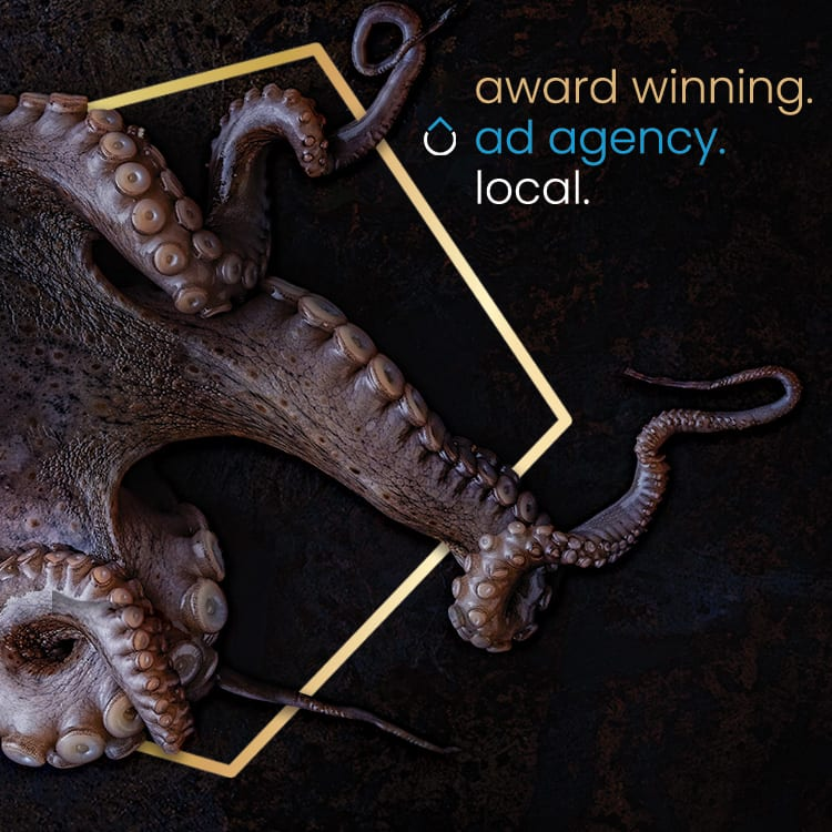 Award Winning. Ad Agency. Local